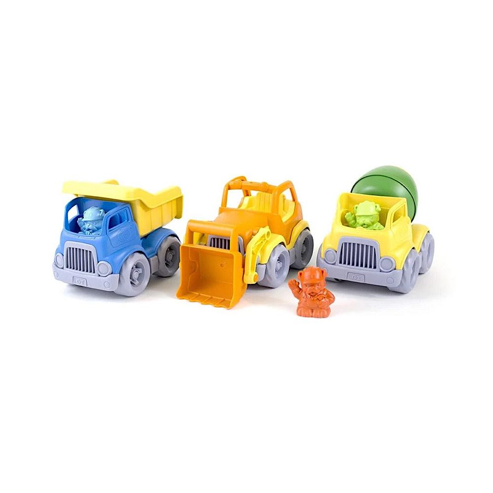 Green Toys Green Toys Construction Assortment