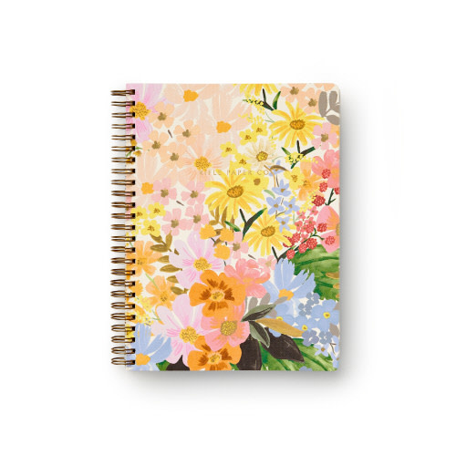 Rifle Paper Co. Rifle Paper Co. Spiral Notebook - Marguerite