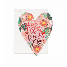 Rifle Paper Co. Rifle Paper Co. Card - Heart Blossom Valentine