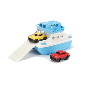 Green Toys Green Toys Ferry Boat With Cars - Blue & White