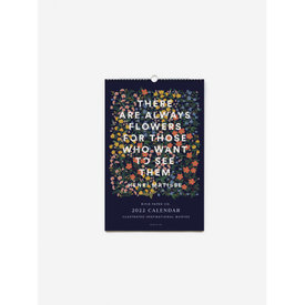 Rifle Paper Co. Rifle Paper Co. 2022 Calendar - Inspirational Quote
