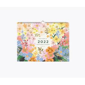 Rifle Paper Co. Rifle Paper Co. 2022 Appointment Calendar - Marguerite