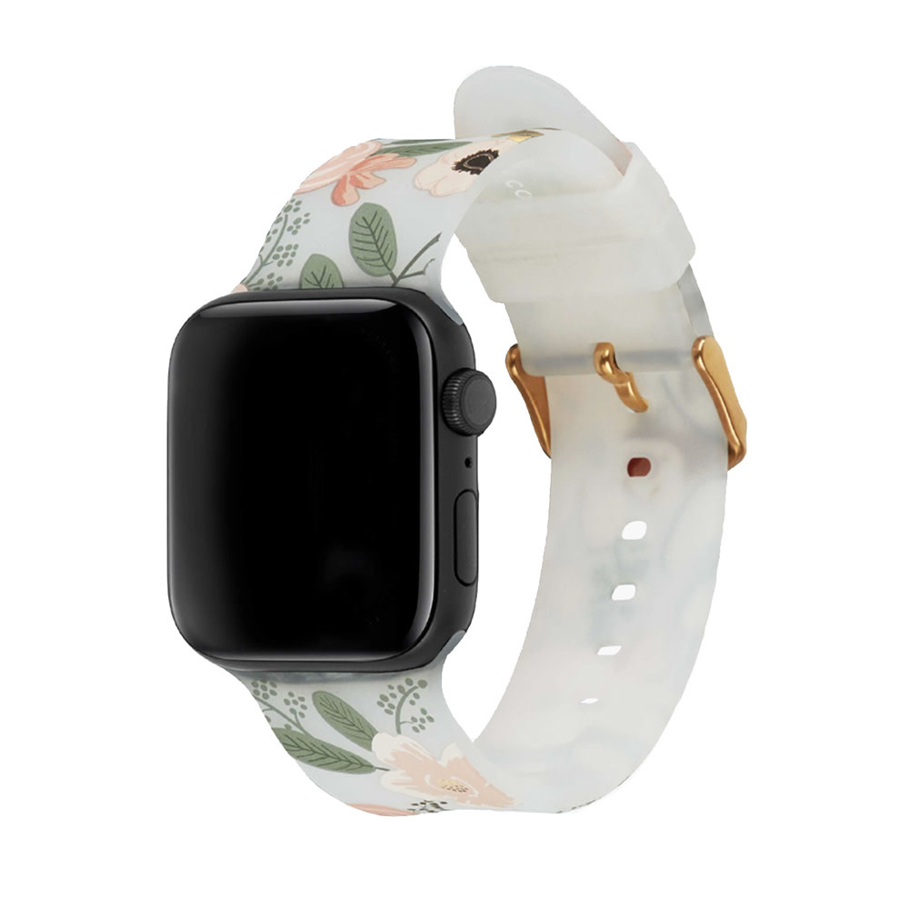 Rifle Paper Co. Apple Watch Band 42-44mm - Wild Flowers