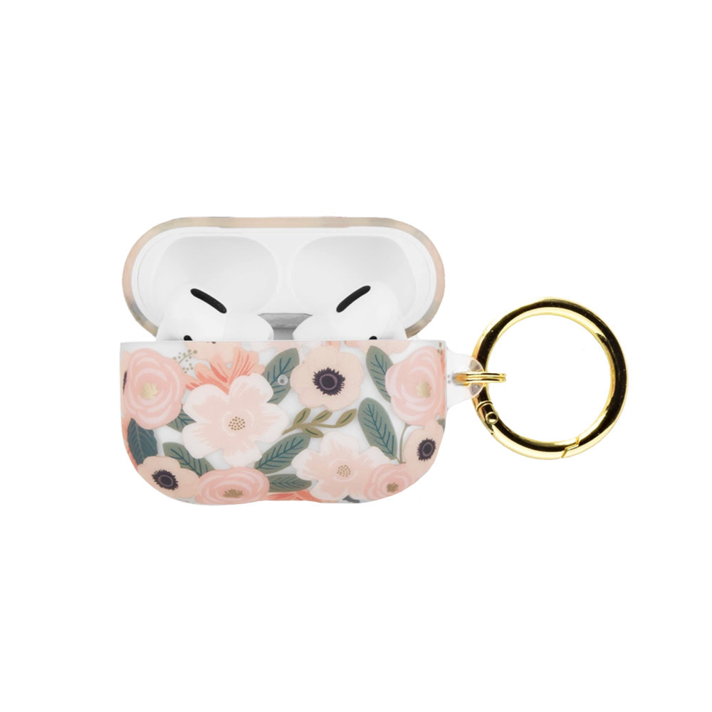 Rifle Paper Co. AirPod Pro Case - Clear Wildflowers