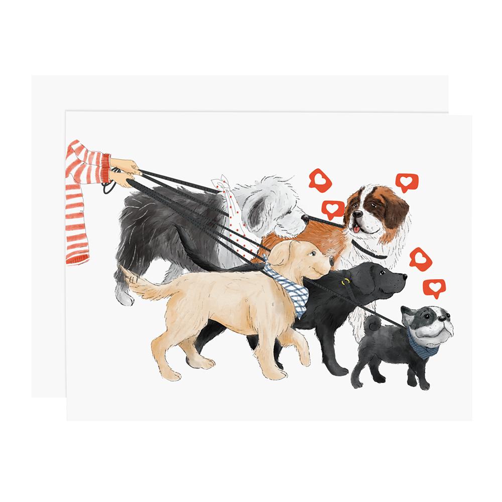Ramus & Co Card - Likes Card