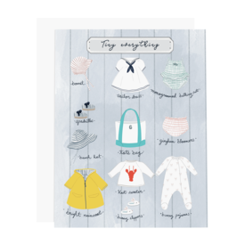Ramus & Co Ramus & Co Card - Tiny Everything Girl
