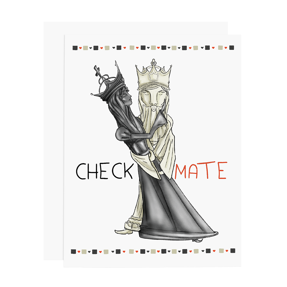 Ramus & Co Card - Checkmate