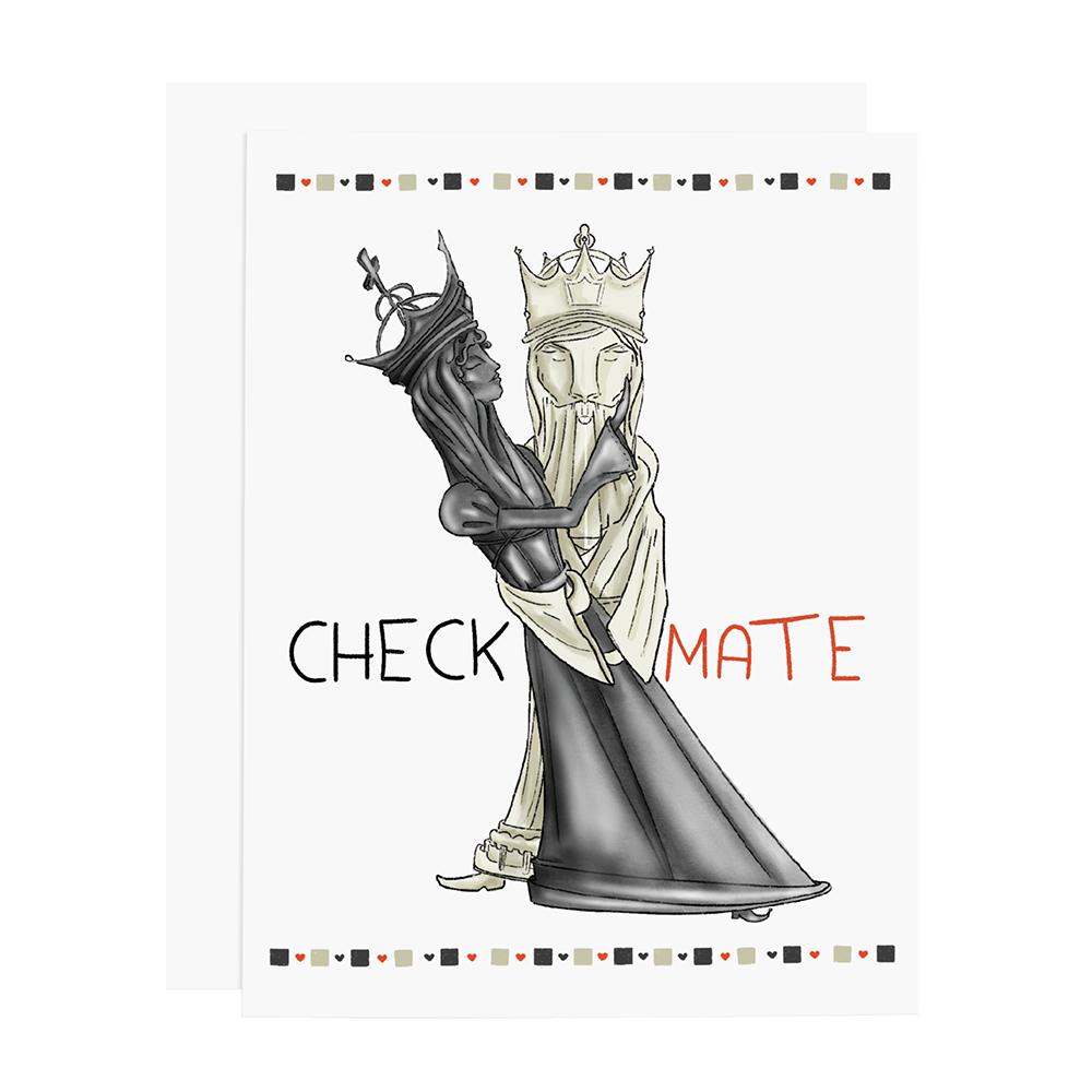 Ramus & Co Ramus & Co Card - Checkmate