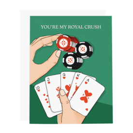 Ramus & Co Ramus & Co Card - Royal Crush