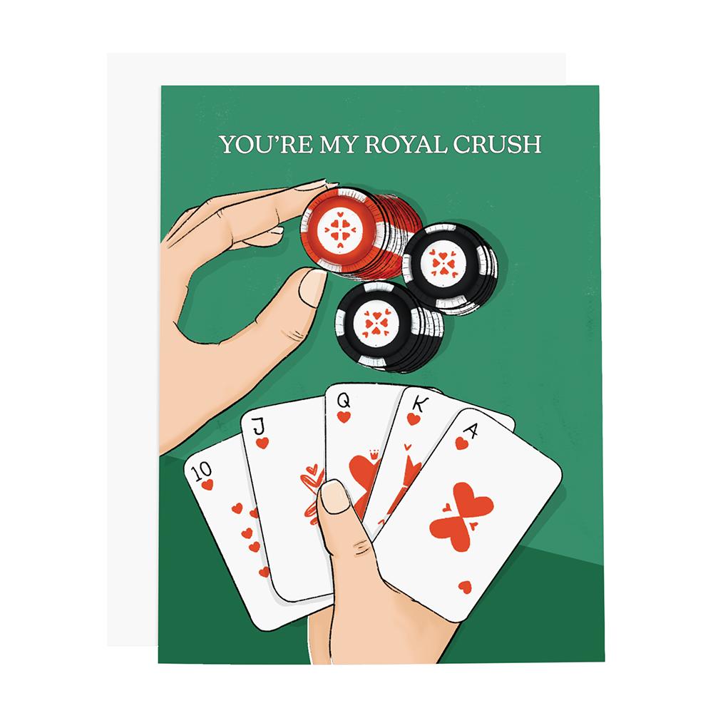 Ramus & Co Card - Royal Crush