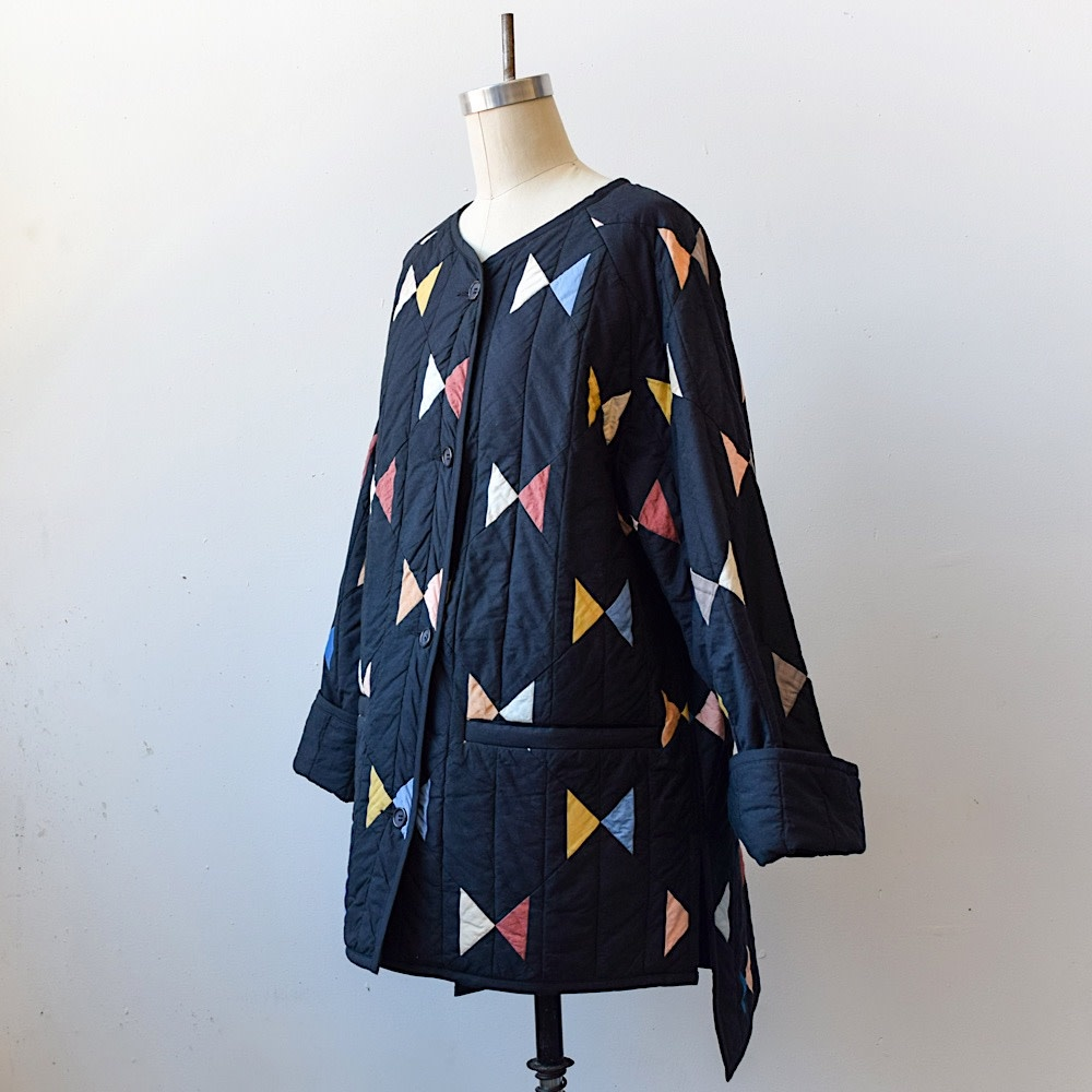 Haptic Lab Quilt Coat - Butterfly