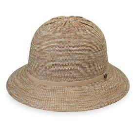 Wallaroo Hat Company Tori Hat - Mixed Camel