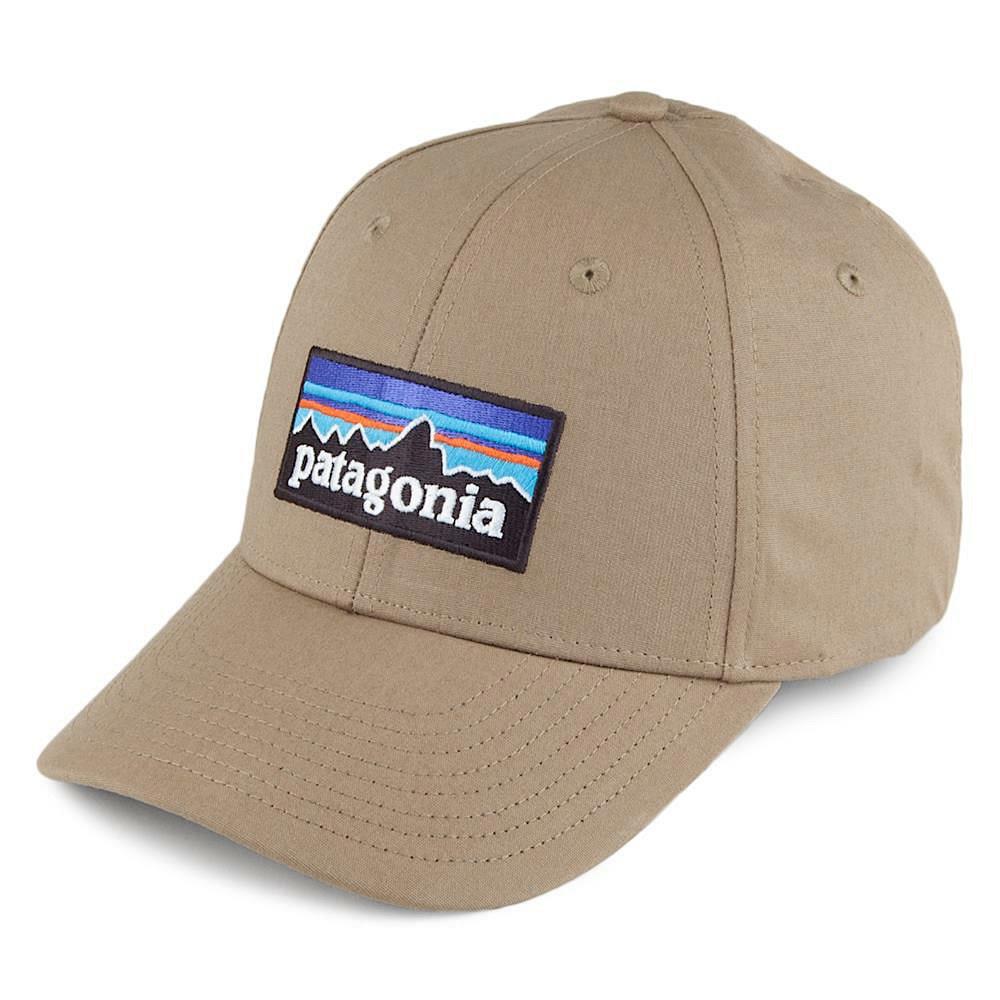 Patagonia Patagonia P-6 Label Trad Cap - El Cap Khaki