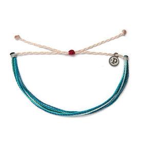 Pura Vida Pura Vida Original Bracelet - Charity Save The Dolphins