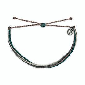 Pura Vida Pura Vida Original Bracelet - Classic Multi Meadow Mist