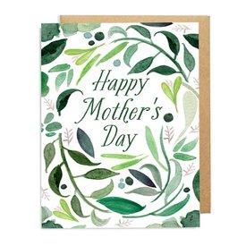 Hoopla Love Hoopla Love Mother's Day Greenery Card
