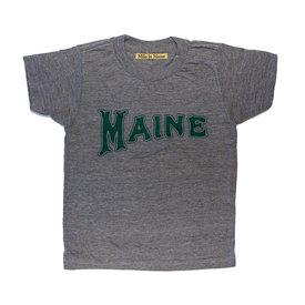 Milo in Maine Milo In Maine Baby Tee - Maine Green/Grey