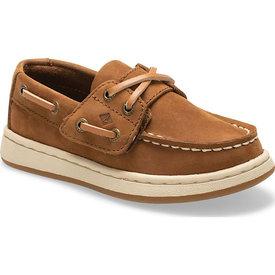 Sperry Sperry Big Kid Cup II Boat Shoe Jr - Brown