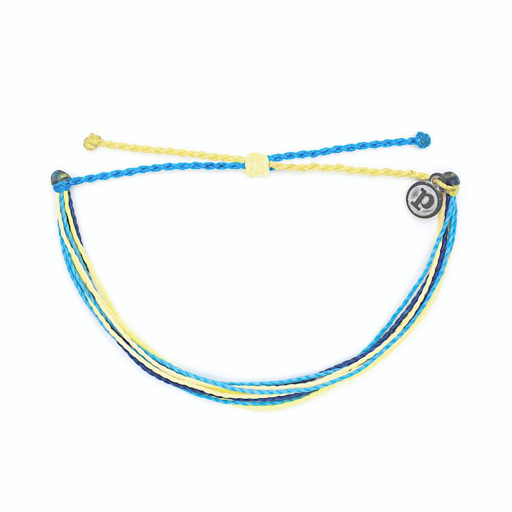 Pura Vida Original Bracelet - Charity Water