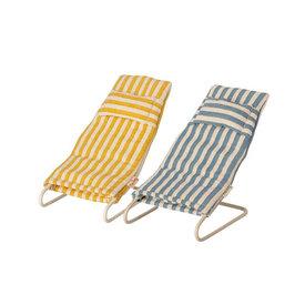 Maileg Maileg Beach Chair Set