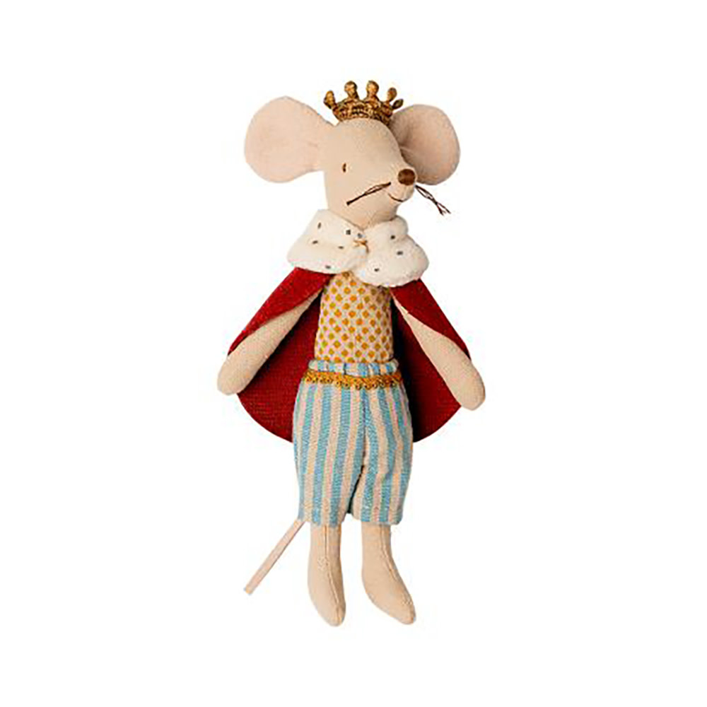 Maileg Mouse - King Mouse