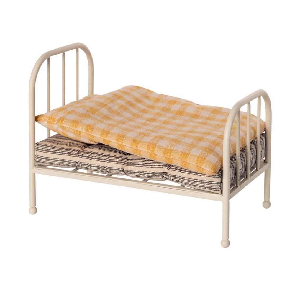 Maileg Teddy Junior - Vintage Bed