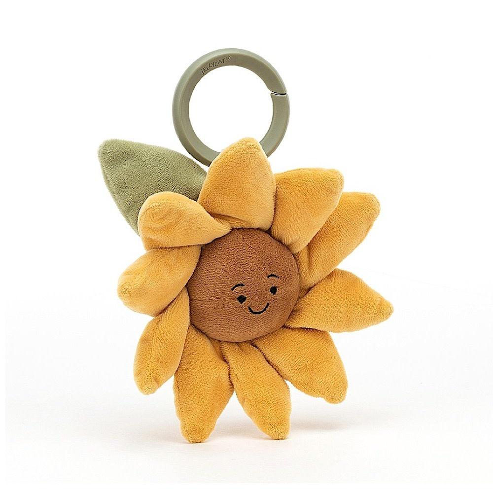 Jellycat Jellycat Fleury Sunflower Jitter - 6 Inches