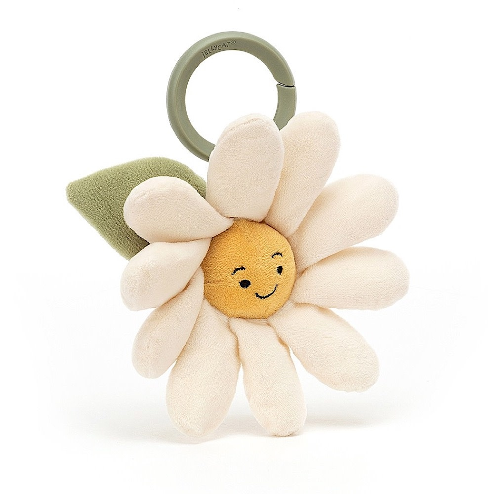 Jellycat Fleury Daisy Jitter - 6 Inches