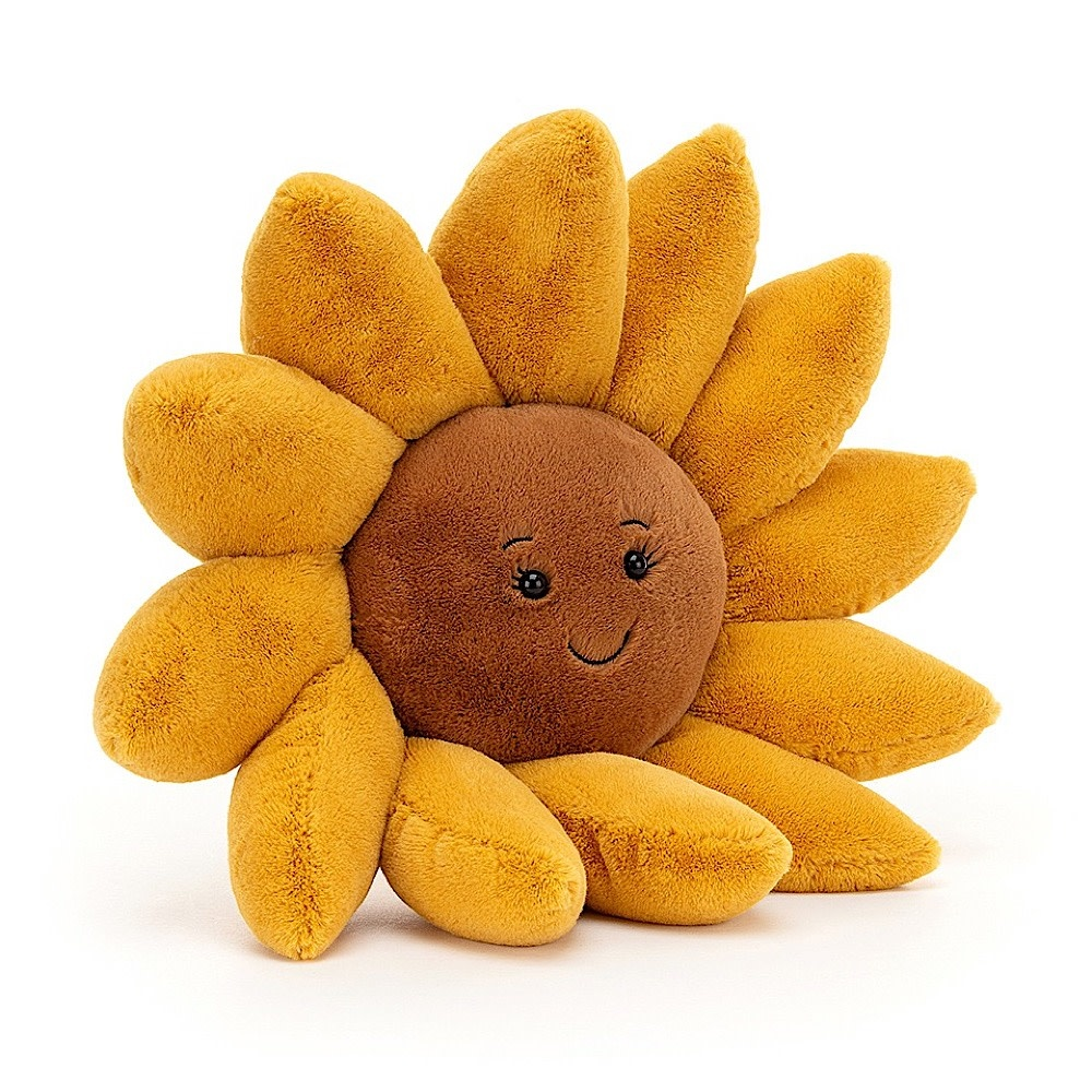 Jellycat Fleury Sunflower - 15 Inches
