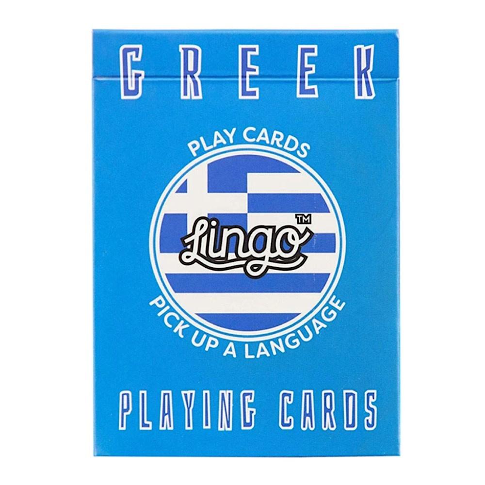 Lingo Lingo Language Cards - Greek