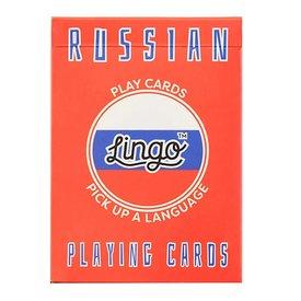 Lingo Lingo Language Cards - Russian