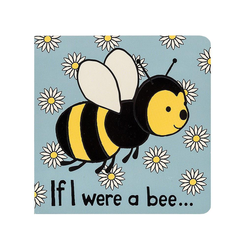 Jellycat Jellycat If I Were A Bee Board Book