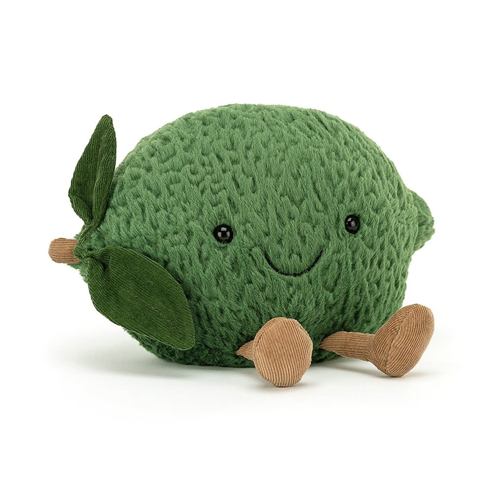 Jellycat Amuseable Lime - 9 Inches