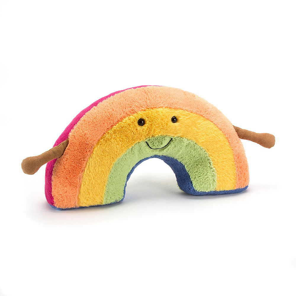 Jellycat Amuseable Rainbow - Huge - 20 Inches