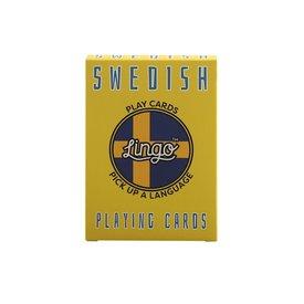Lingo Lingo Language Cards - Swedish