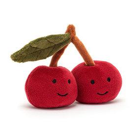 Jellycat Jellycat Fabulous Fruit Cherry - 4 Inches