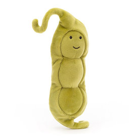 Jellycat Jellycat Vivacious Vegetable Pea - 7 Inches