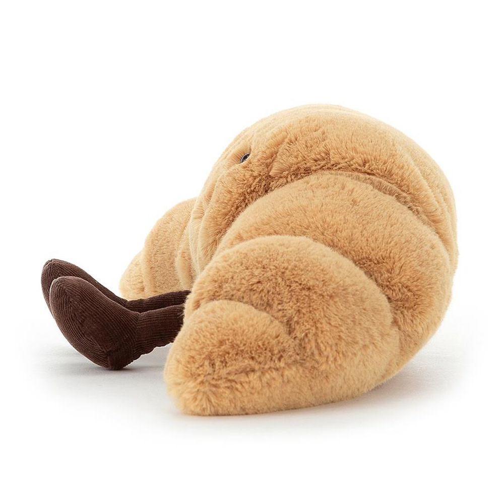 Jellycat Amuseable Croissant - Small - 8 Inches