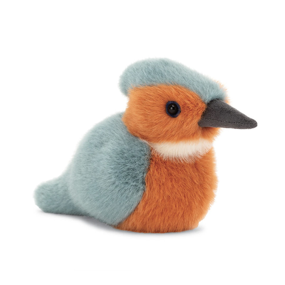 Jellycat Jellycat Birdling Kingfisher - 4 Inches