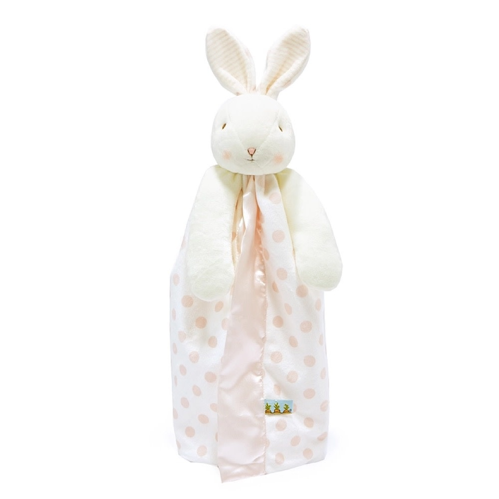 Bunnies By The Bay Blossom Dot Buddy Blanket