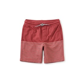 Tea Collection Tea Collection - Knit Beach Shorts - Earth Red