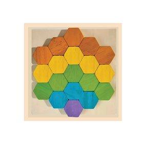 BeginAgain Begin Again Hexagon Matching Games