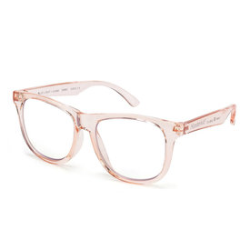 Fctry Hipsterkid Blue Light Glasses - Blush