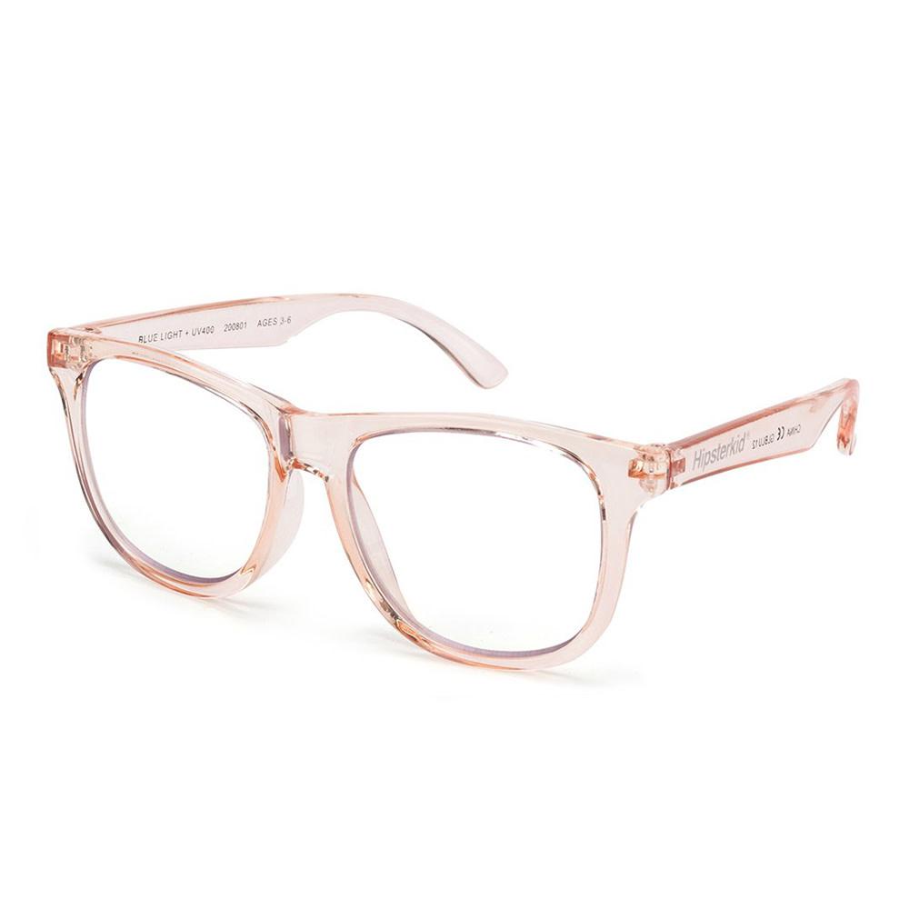 Fctry Hipsterkid Blue Light Glasses - Blush