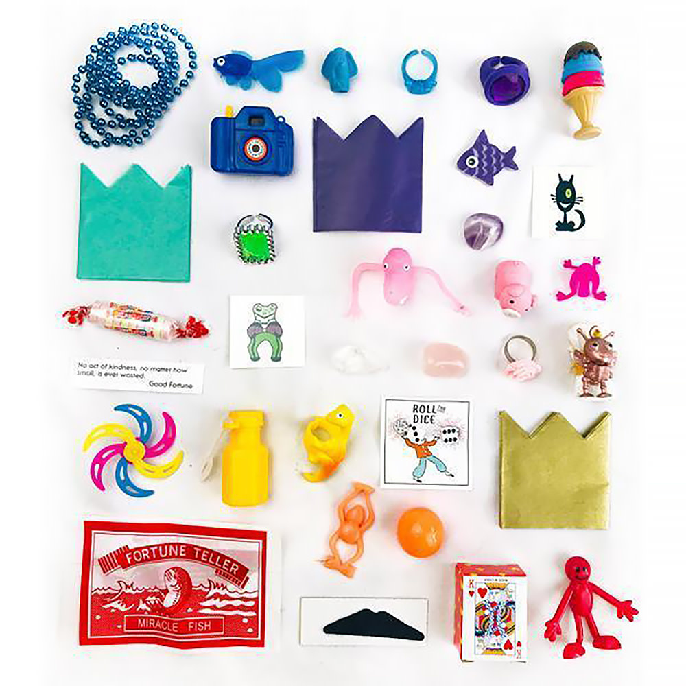 Tops Malibu Mini Surprize Ball - Assorted