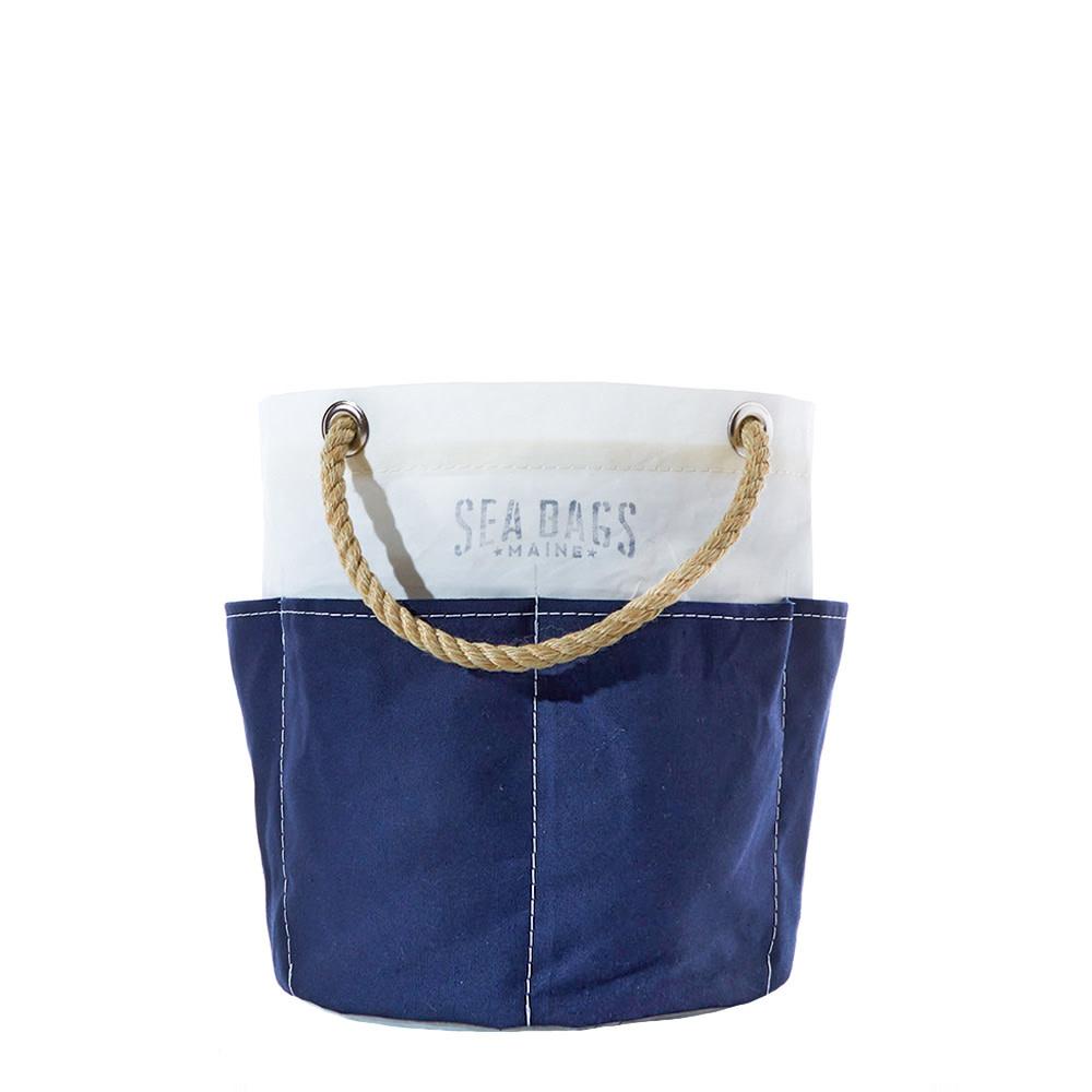 Sea Bags Sea Bags Tool Kit Bucket Bag - Navy