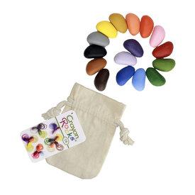 Crayon Rocks Crayon Rocks - 16 Assorted Colors in Muslin Bag
