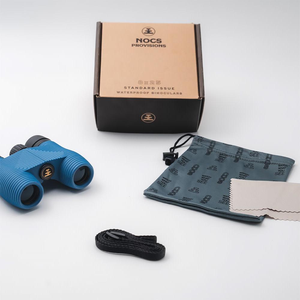 Nocs Provisions Binoculars - Cobalt