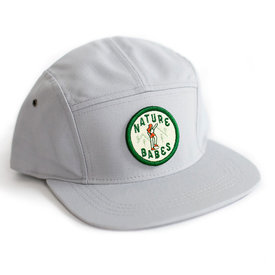 Ello There Ello There - Cap - Light Grey - Nature Babes Patch