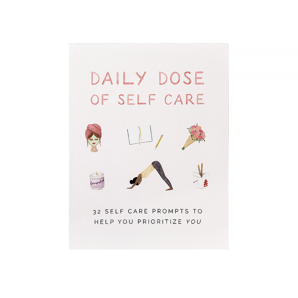 Amy Zhang Amy Zhang - Self Care Card Deck
